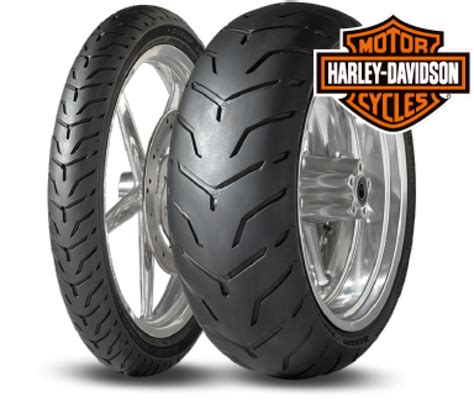 Motorradreifen Harley Davidson Dunlop by Dunlop Motorcycle And Scooter Tyres