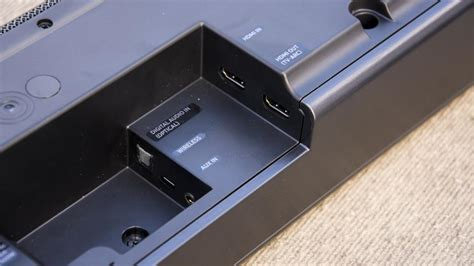 samsung hw ms650 samsung hw ms650 review the innovative soundbar with distortion cancelling technology expert