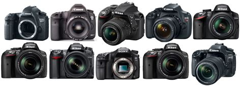 dslr cameras best the top 10 best dslr cameras for filming the wire