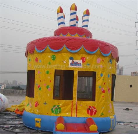 Bouncing Houses For Birthday by Birthday Cake Bounce House Manufacturer Supplier