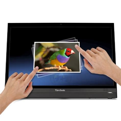 Touch Screen Monitor 21 5inch Viewsonic Td2 viewsonic vsd220 22 inch 21 5 inch vis hd 1080p led touchscreen smart display and android