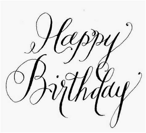 Happy Birthday Wishes In Different Fonts Peaceably Pretty Birthday Greetings Pinterest Happy