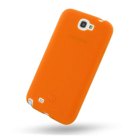 Silicon Casing Softcase Doddle Samsung Note 2 N7100 1 samsung galaxy note 2 luxury silicone soft orange pdair