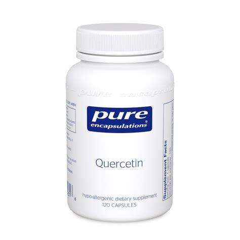 supplement quercetin quercetin