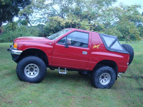Amigo Isuzu Isuzu Amigo 4x4 Pictures To Pin On Pinsdaddy