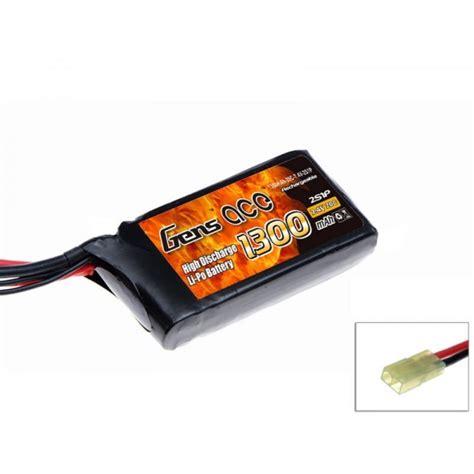 Batere Airsoft Zop Li Polymer Lipo Battery 1300mah 25c Kotak gens ace 1300mah 7 4v 20c 2s1p airsoft lipo battery modelisme www fxmodelrc