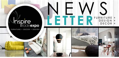 how to do interior design inspire trade expo april newsletter furniture
