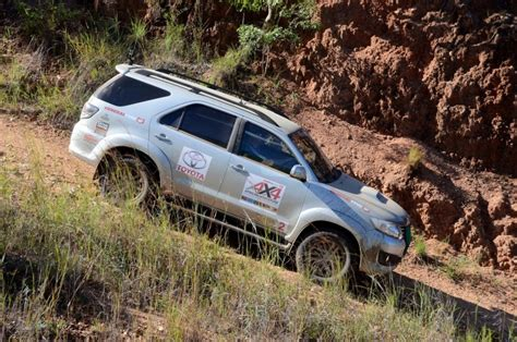Toyota Fortuner Competitors Toyota Hilux And Fortuner 4x4 Adventure