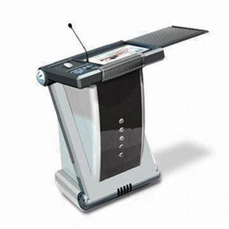 Staino E Staino by Podium With Lcd Tablet Monitor Touch Panel Controller And