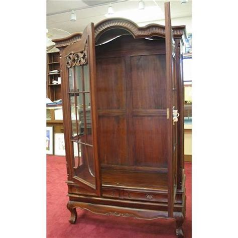 glass armoire armoire excellent glass armoire ideas amazing glass