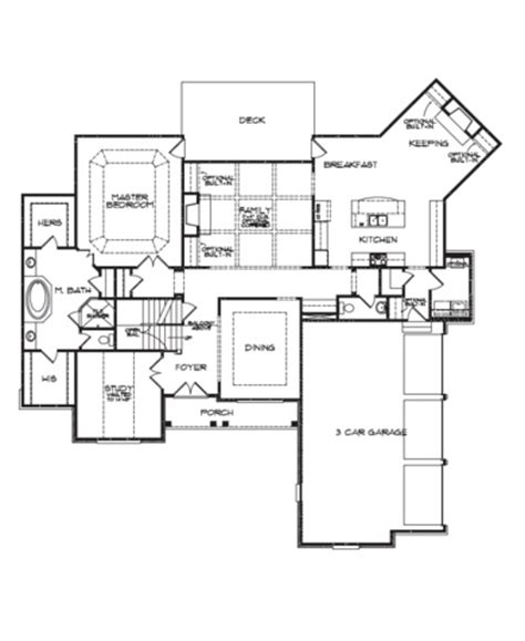house plans with keeping room off kitchen pin by new home source on fabulous floorplans pinterest