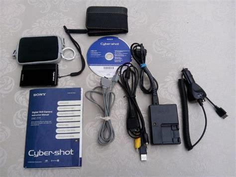 Kamera Sony Cybershot Dsc T77 sony cybershot dsc t77 kamera fotoapparat digitalkamera