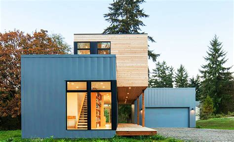 prefabricated house method launches impressive new line of affordable prefab