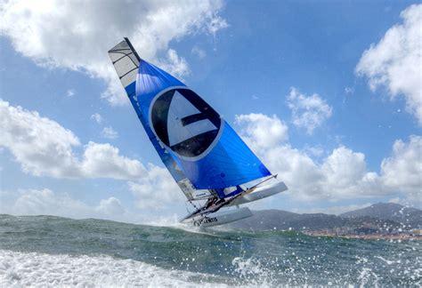 def de catamaran yvan bourgnon the atlantis challenge atlantis t 233 l 233 vision