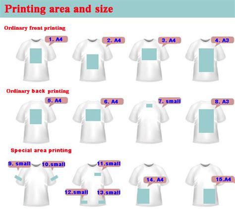 design t shirt size small order screen printing custom printed white t shirt