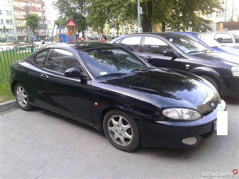 oc hyundai hyunday coupe 1 6 gaz 1998 czarny pt oc ew zam bmw