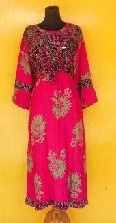 Longdress Batik Cap Pekalongan grosir baju batik pekalongan batik pekalongan murah