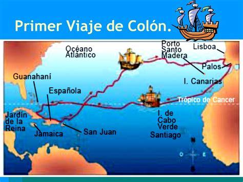 cuales fueron los barcos de cristobal colon cita con la historia y otras narraciones el primer viaje