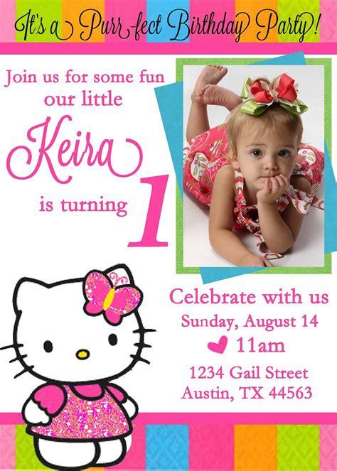 Hello Birthday Invitation Card Template Free by Personalized Hello Birthday Invitations Updated