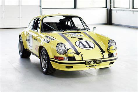 Porsche 2 5 St by Porsche Restaura 911 2 5 St Ganador De Le Mans En 1972 3
