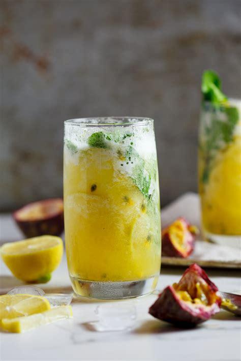 pineapple mojito recipe fresh pineapple passion fruit mojito around the world