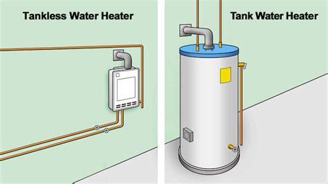 Hak Water Heater 1 tank to tankless water heaters we say yes norfolk plumbing inc