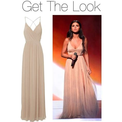 Get The Look by Get The Look Selena Gomez Ama Performance Polyvore