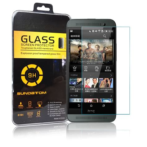 Kingkong Tempered Glass Htc One E8 Screen Protector htc one e8 screen protector 9h laminated glass tempered foil new ebay
