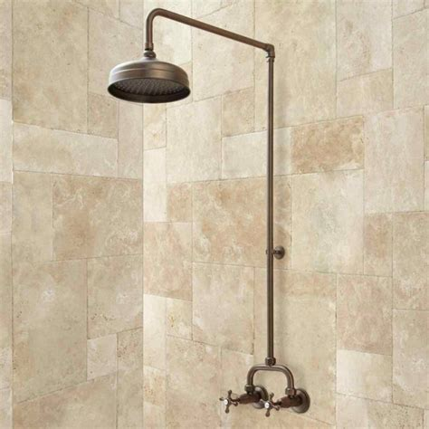 Bathroom Showers Fixtures Rubbed Bronze Bathroom Shower Fixtures Farmlandcanada Info