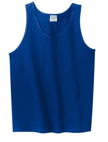 T Shirt Cotton Gildan Triangle royal 2200 gildan ultra cotton tank top by gildan