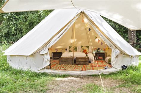 tenda air cing airbnb wishlists reveal uk holidaymakers are after