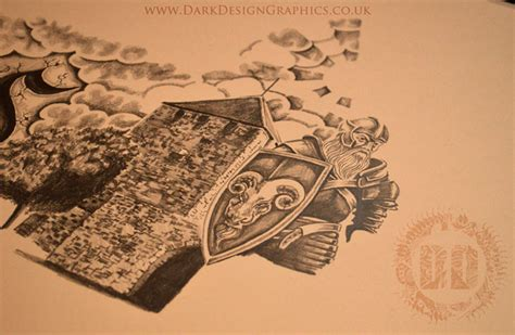 medieval castle tattoo designs a design design graphics