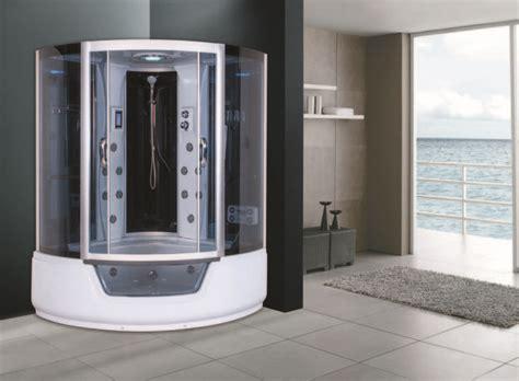 box doccia vasca idromassaggio box doccia idromassaggio 150x150x230h per due persone