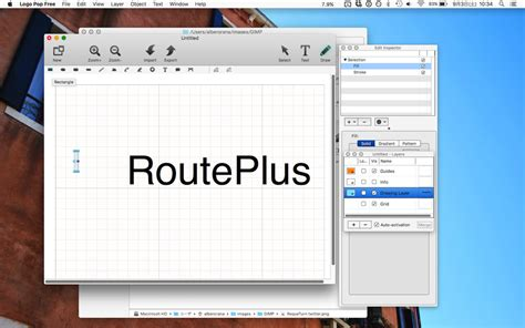 tutorial logo pop free macのロゴ作成ツールlogo pop freeを日本語解説