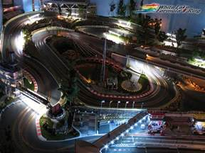 Lighting For Slot Car Track Musings About Cars Design History And Culture