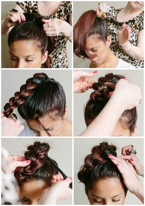 hair tutorials for medium hair 5 easy hairstyle tutorials with simplicity hair extensions