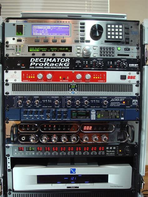 Audio Effect Rack The Effects Loop Threat Or Possibility Custom Sounds