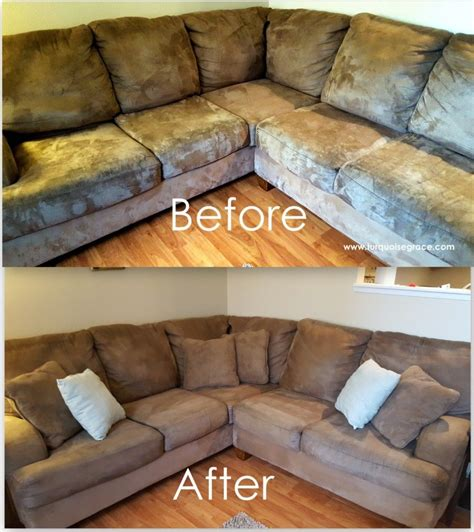 how to clean microfiber sofas how to clean a microfiber i bet this would work on any type when i get around to it