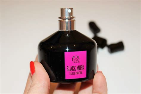 Shop Black Musk the shop black musk eau de parfum review really ree