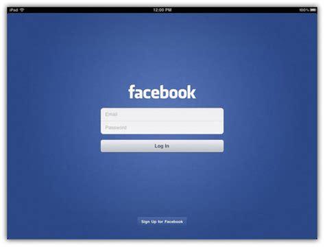 fb app download facebook for ipad download facebook app for ipad