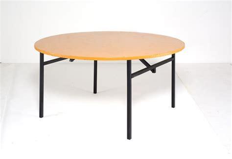 tavoli rotondi legno strutture per eventi e attrezzature usate in vendita