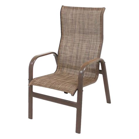 Martha Stewart Dining Chairs Martha Stewart Living Solana Bay Patio Dining Chair 2 Pack As Asr 1148 The Home Depot