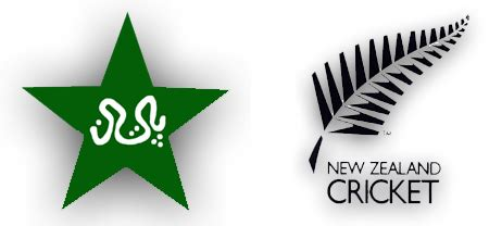 Records New Zealand Pakistan Vs New Zealand