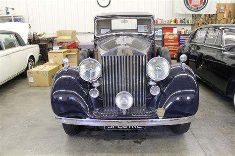 rolls royce truck 1939 rolls royce phantom 3 custom truck