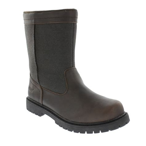 khombu mens boots khombu canagano boot s glenn