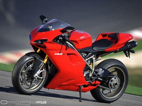 2009 ducati 1198 superbike first ride motorcycle usa