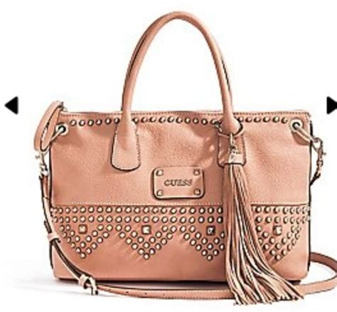 blush colored purses 16 best images about guess on guess bags tj