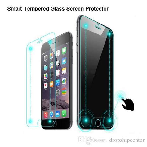 Smart Tempered Glass Protection Screen 03mm For Iphone 1 best cell phone screen protectors smart dual touch tempered hd glass screen protector 0 2mm 9h 2