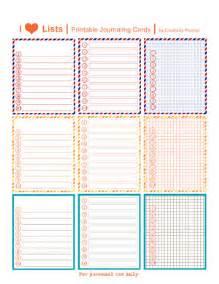 scrapbook journaling templates 9 best images of smash journaling printables smash book