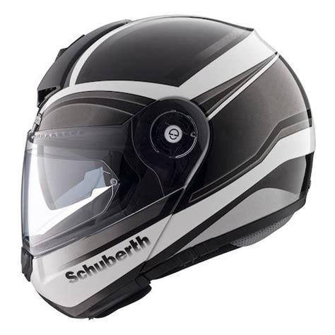 Helm Schuberth C3 Pro Modular White Size M L T0310 1 schuberth c3 pro intensity helmet revzilla